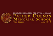 father-duenas-memorial-logo