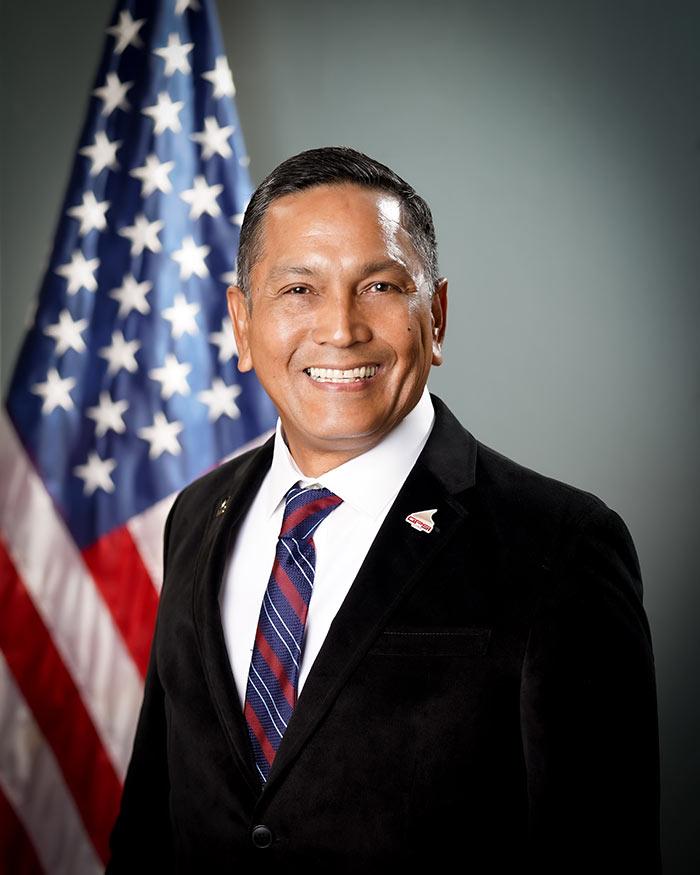 Charles Rios, GPSI Guam